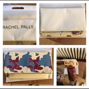 NWOT Rachel Pally Reversible Clutch in Bloom